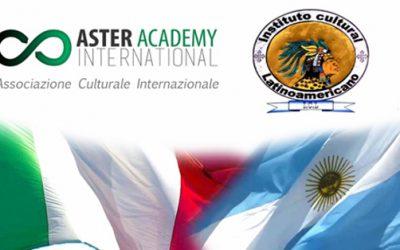 Il 13 Agosto prende il via l'interscambio culturale organizzato dalla Aster Academy International